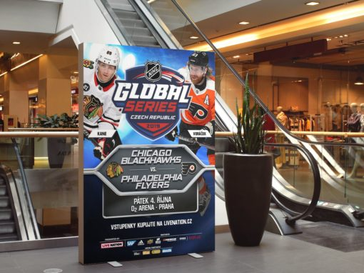 NHL Global Series Prague 2019