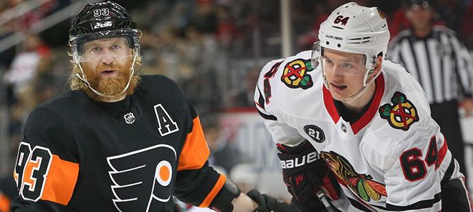 NHL v Praze! Dorazí Voráčkův tým a Chicago, lístky budou od dvou tisíc
