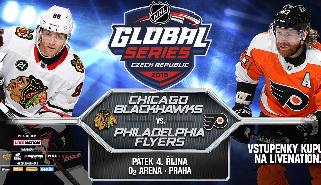 Vstupenky na zápas NHL v Praze už oficiálně nejsou, o tisíce korun dráž je nabízí už jen překupníci