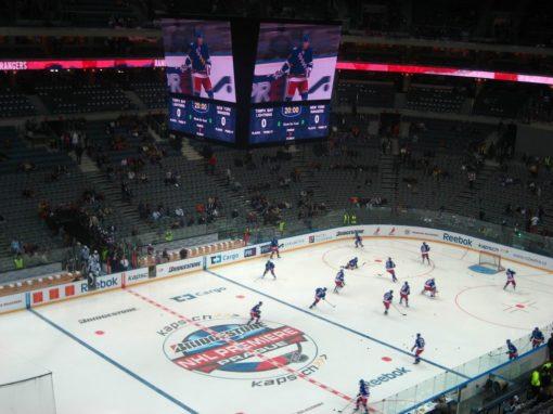 NHL Premiere Prague 2008