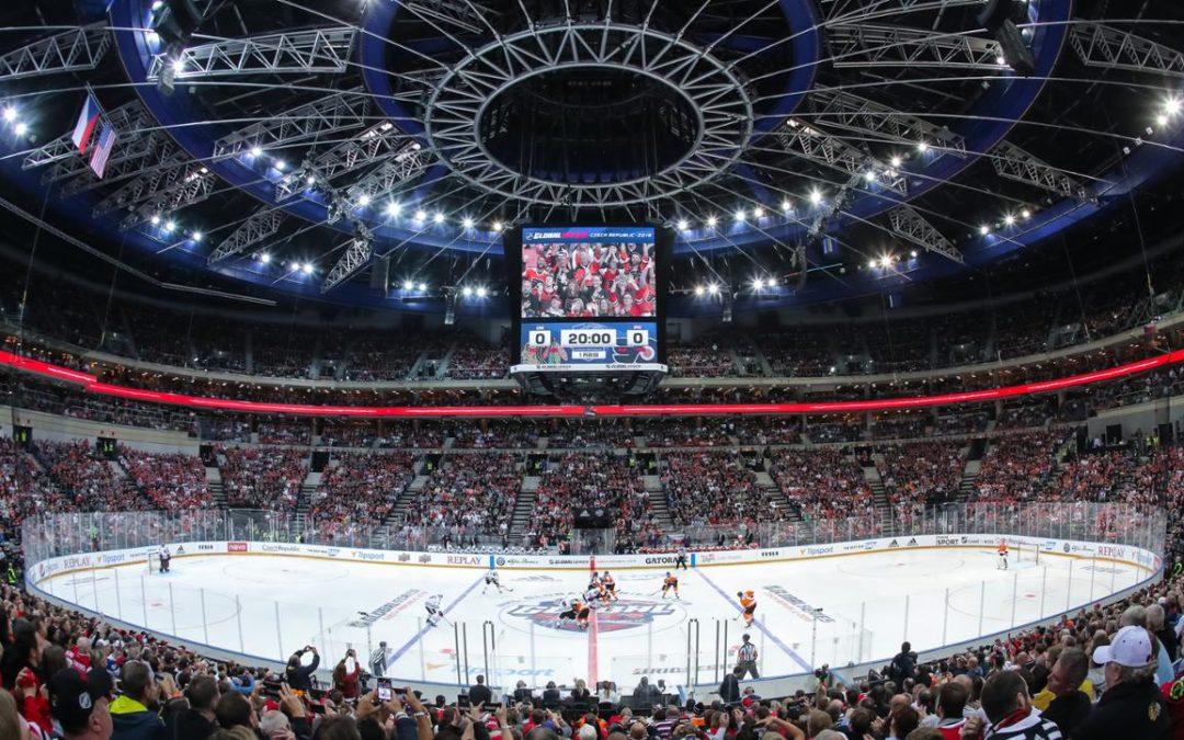 2020 NHL Global Series se vrátí do Česka