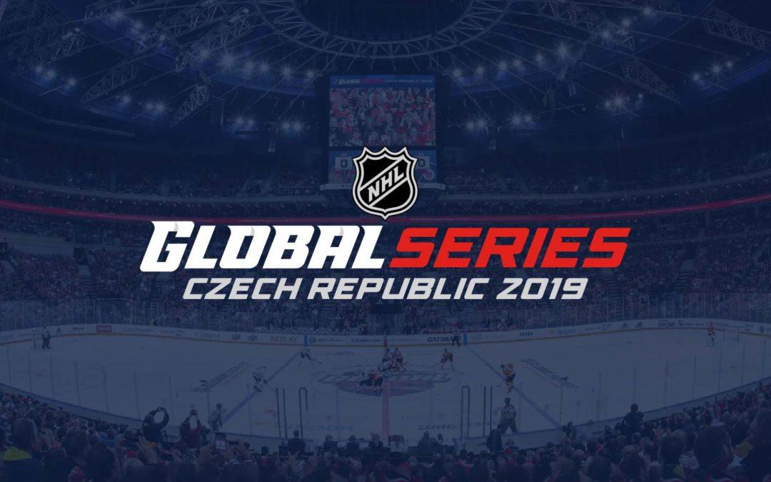 NHL Global Series Prague 2019